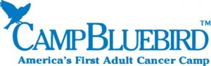 Camp Bluebird Logo