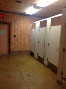 new bath stalls