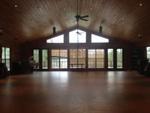 rec hall inside